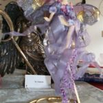 Wiccan Violet Fairie