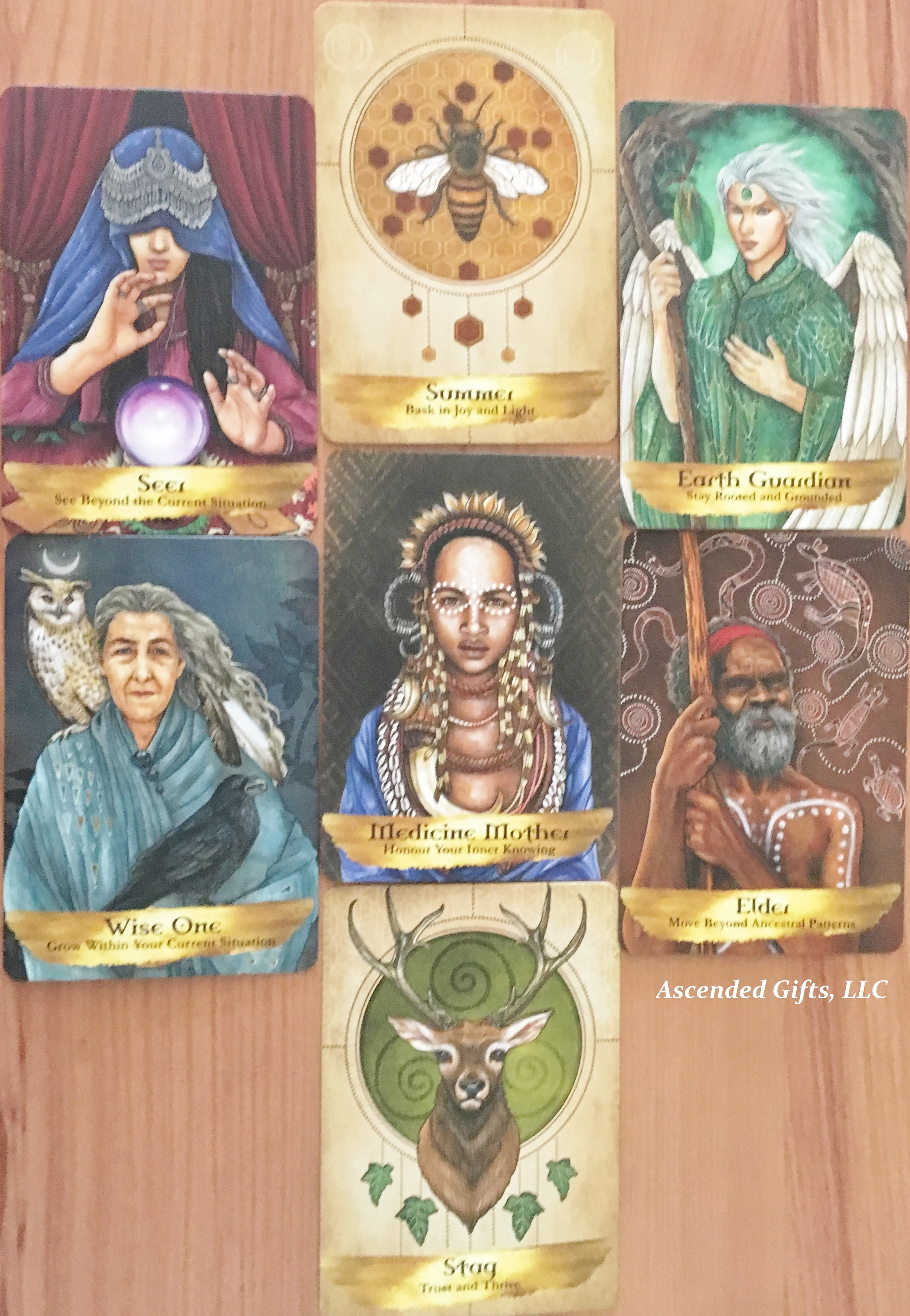 Monthly Ascended Spirit Message